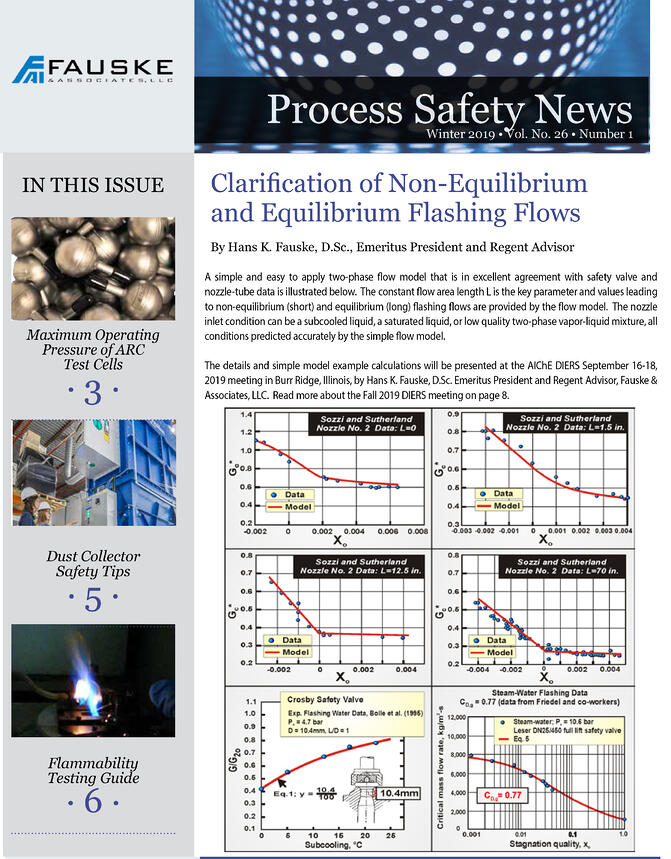 Process Safety News Winter 2019