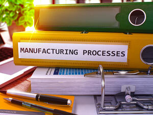 manufacturing processes notebook