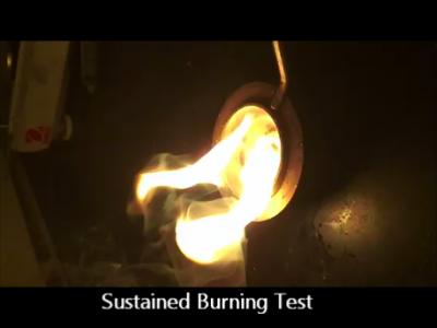 FAI Sustained Burning