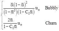 process hazard analysis void fractions