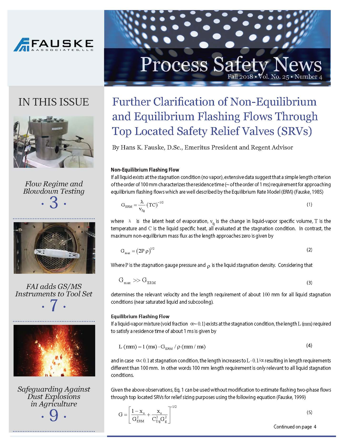 process safety risk based assessment news