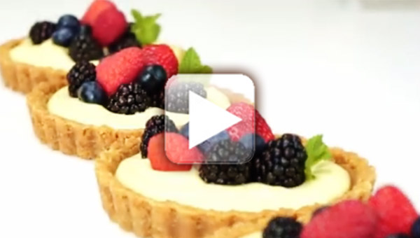 Very Berry Tart video