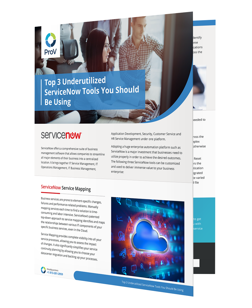 top-three-underutilized-servicenow-tools-you-should-be-using