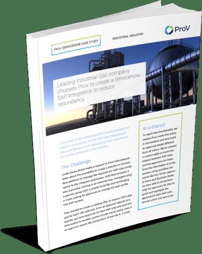 Servicenow SAP Integration Case Study