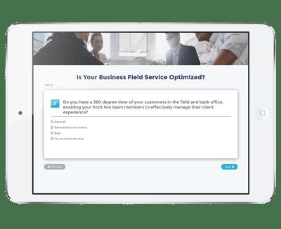 Field Service Management Survey