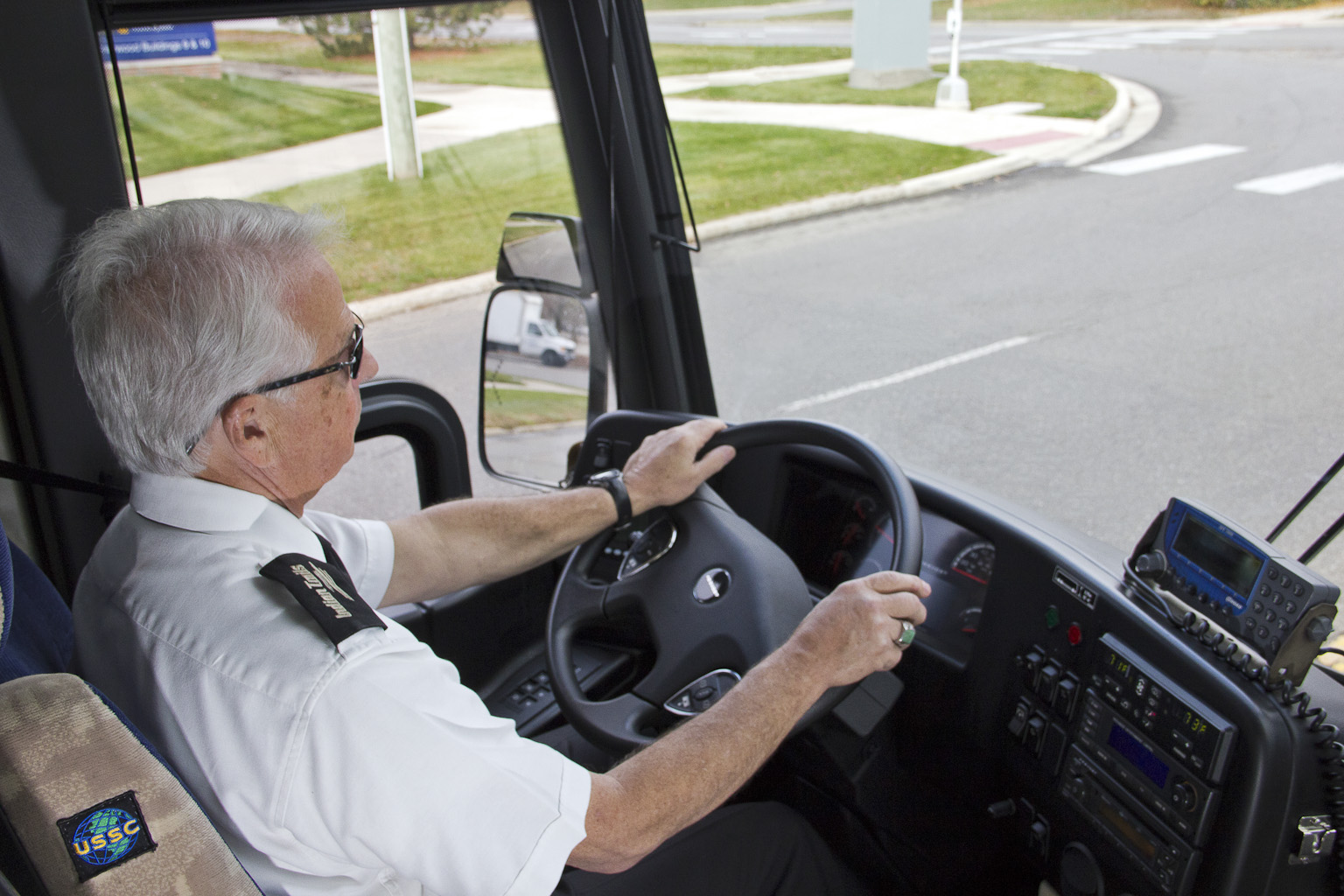Companies Hiring Drivers May Be Looking for a Few Gray Hairs