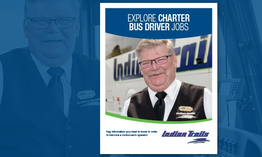 Charter Bus Driver Jobs - Click to learn more