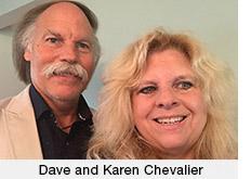 Dave and Karen Chevalier