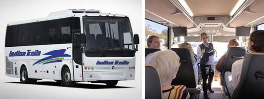 34-passenger Coach