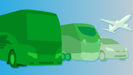 Your Motorcoach is Green than a Prius