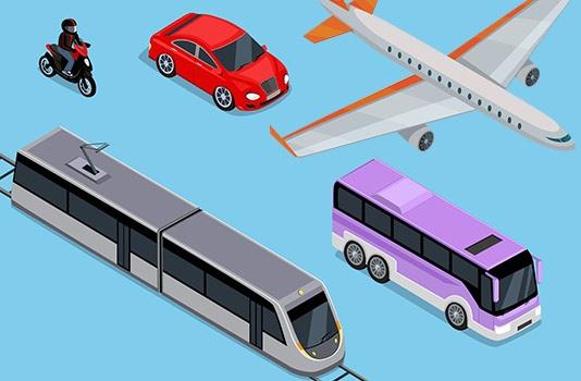 Modes of Transportation