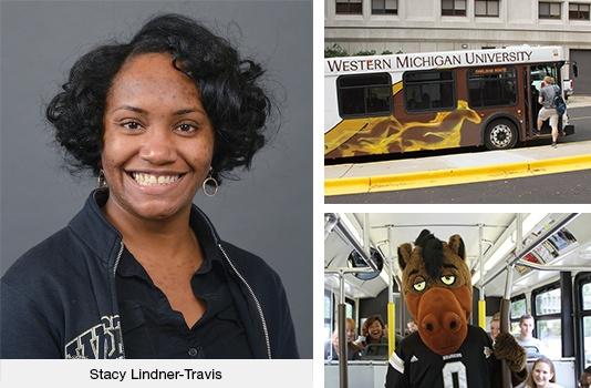 Stacy Lindner-Travis and Bronco Transit