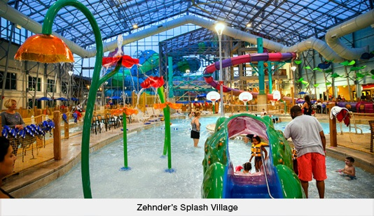 Zehnder's Splash Village