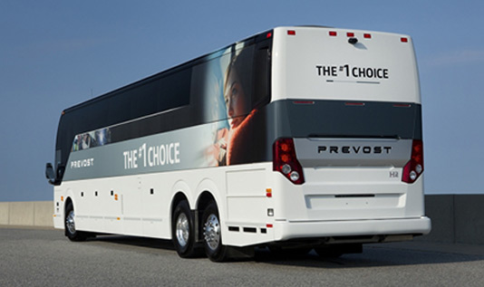 Prevost H Series Motorcoach