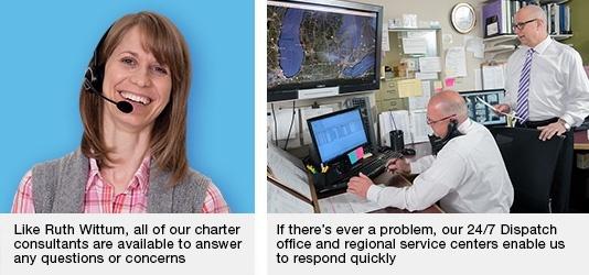 24/7 dispatch office