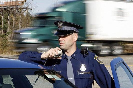 Safe Driver Week: Michigan State Police Officer