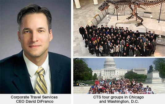 Corporate Travel Services CEO David DiFranco