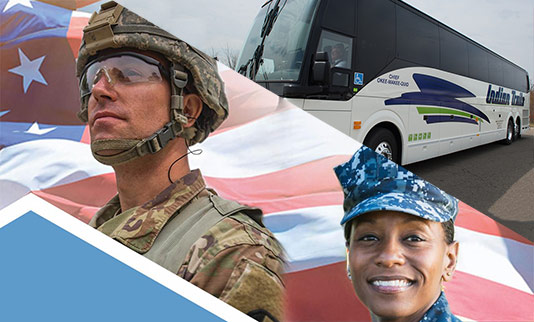 military drivers