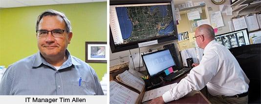 IT Manager Tim Allen