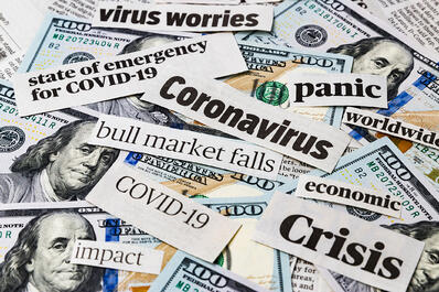 Financial resources for practices during the pandemic