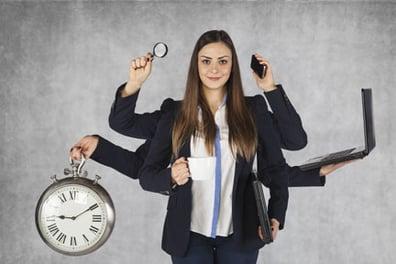 Practice efficiency improves revenue