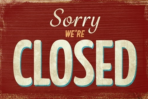 Let patients know when your office is closed over the holidays