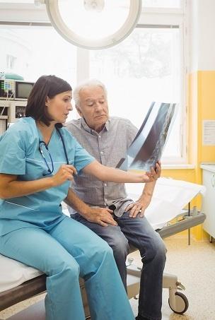 Show patients that you care