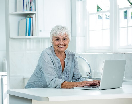 Senior citizens are using technology for healthcare more and more