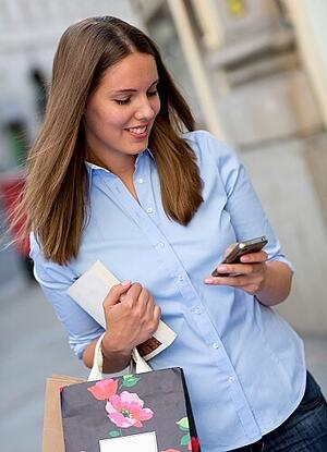 Sending two way text messages improves patient satisfaction