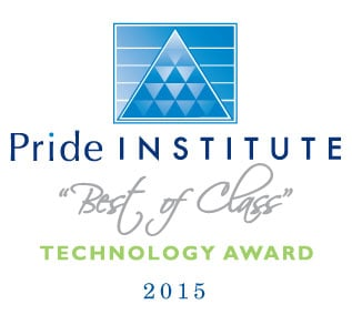 Pride Institutde Technology Best in Class Award Badge