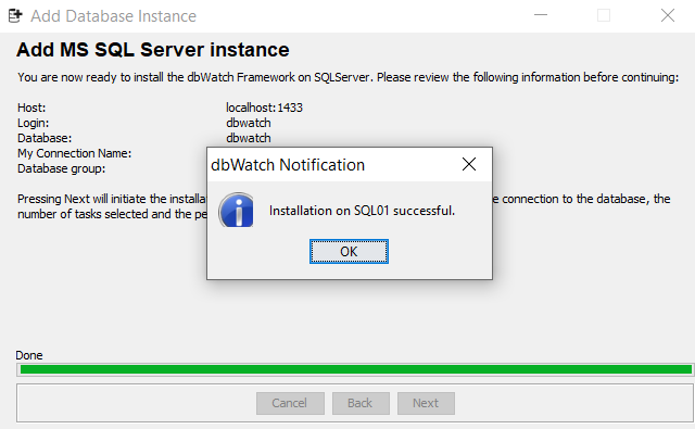 successful-adding-sqlserver-instance
