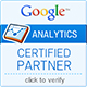 Certified Analytics Partner - Teknicks