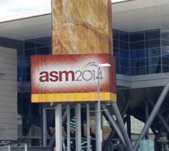 ASM 2014 Boston