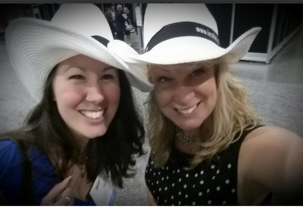 Tracy and Stacy at ASM 2014