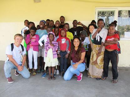 Promoting Development at Teacher Training Colleges in Mozambique