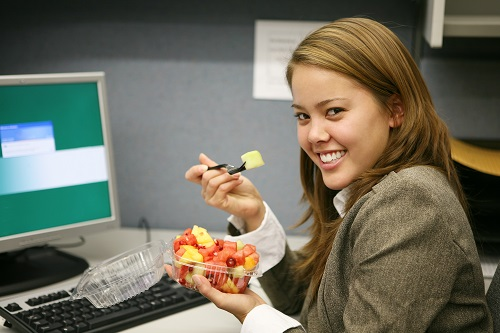 healthy workplace snacks
