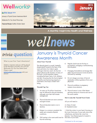 3 tips for writing an outstanding wellness newsletter - Newsletter Ideas