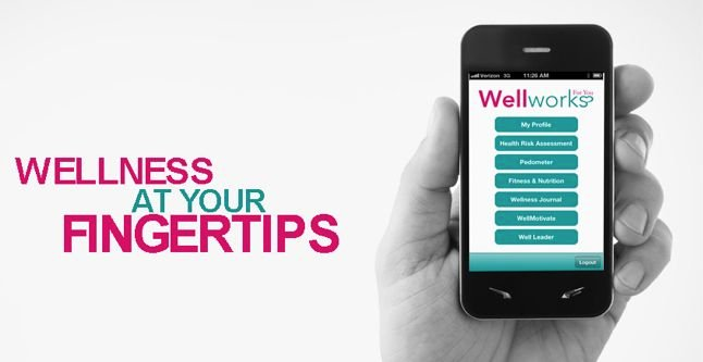 wellness website