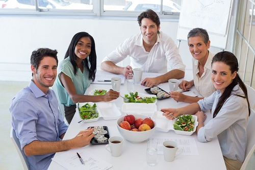 healthy workplace ideas