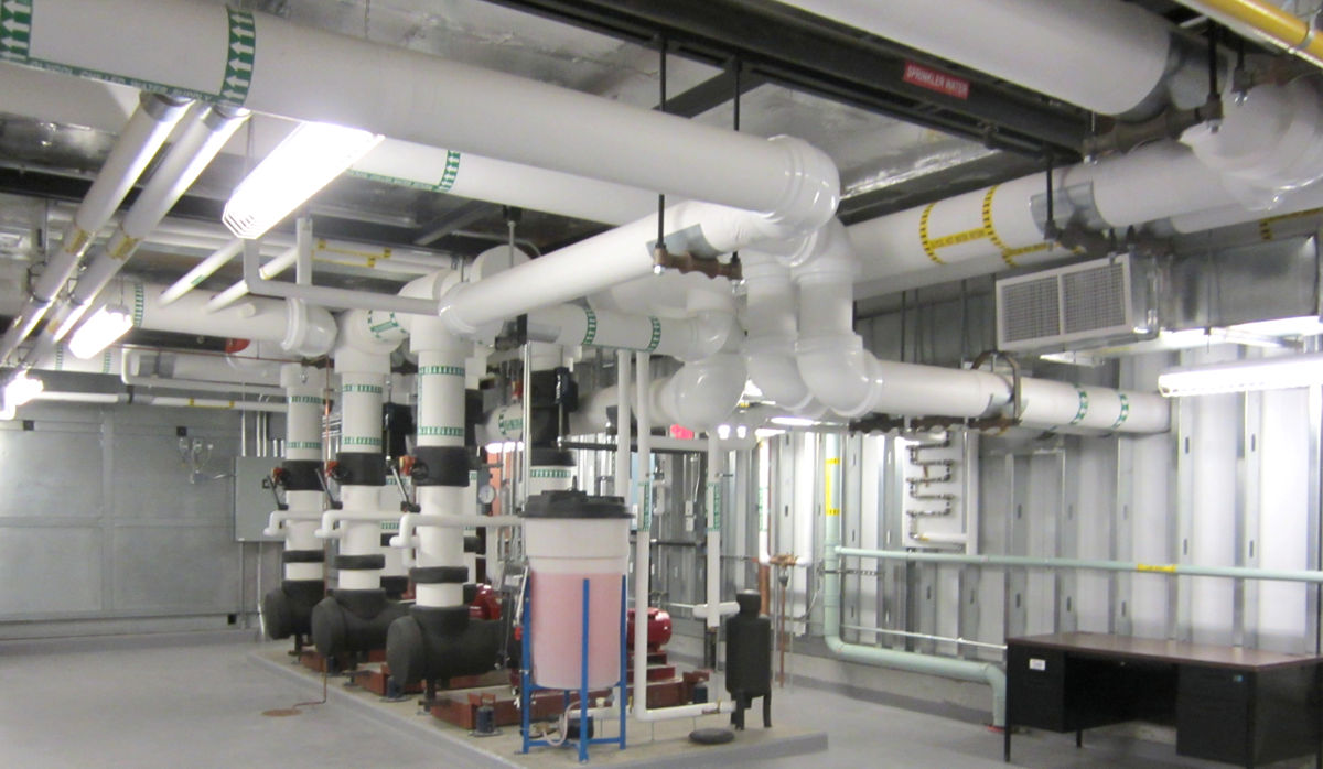 The Advantages Of Using Chilled Water Systems