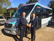 East Surrey Rural Transport Partnership Acquires 34 Accessible Minibuses with Enterprise Flex-E-Rent