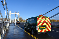 Enterprise Flex-E-Rent Brings Electric Vans to London