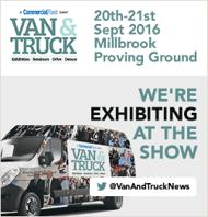 Join Enterprise Flex-E-Rent at the Commercial Fleet and Van Truck Day