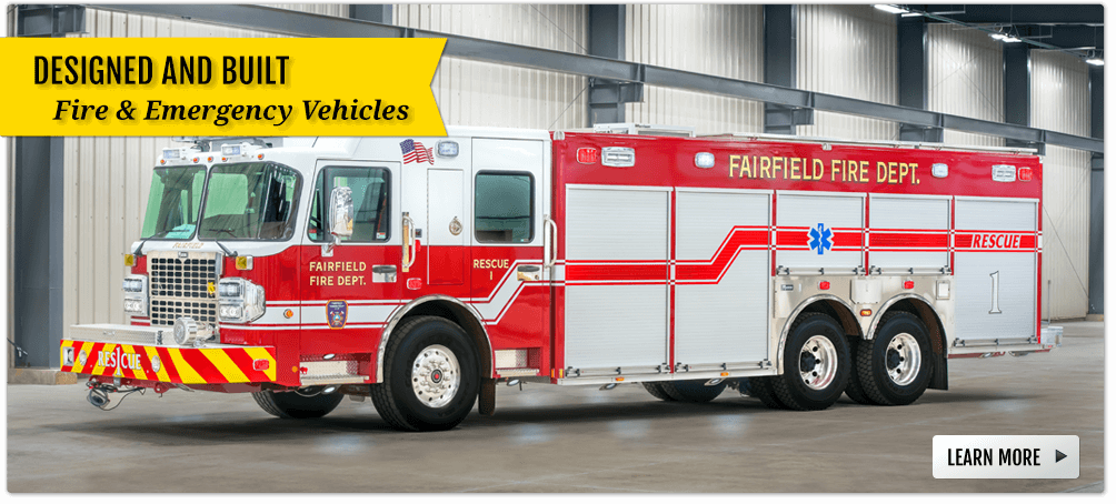 All Aluminum Fire Apparatus