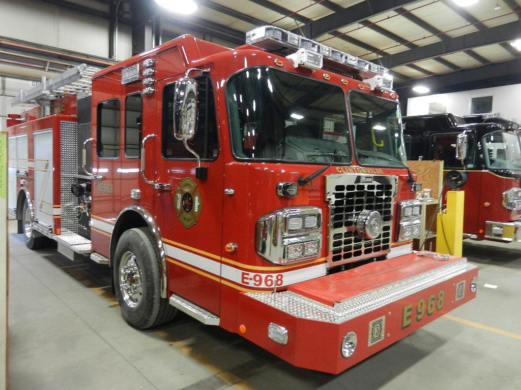 Clintonville Fire Department Clintonville Wi
