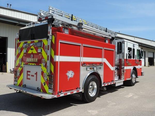 Durham Fire Department Durham Nh 2