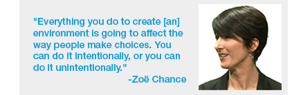 How Do You Choose?: An Interview with Yale Professor Zoë Chance