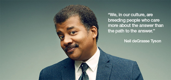 A Fan Letter to Neil deGrasse Tyson