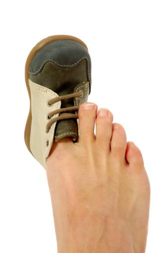 Big Toe Pain Running Shoes