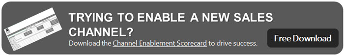Channel Enablement Scorecard